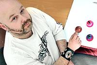 Matthias - CBM Airbrush aus Berlin Prenzlberg